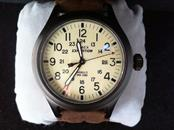 TIMEX Gent's Wristwatch EXPEDITION WR50M